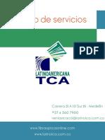 Brochure TCA