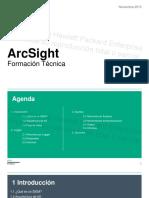 HPE ArcSight - Formación Técnica