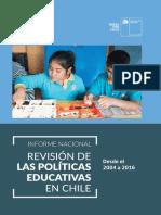 2004 - 2016 - Revisión de Las Políticas Educativas en Chile