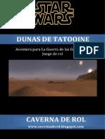 Dunas de Tatooine
