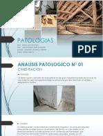 Patologias -Ppt- Gonzales c.d.stefany