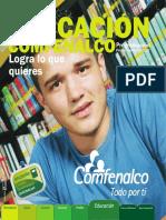 Educacion Comfenalco 2012