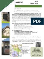 L'écho de Chambois - Février 2018