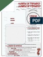 Adverbs of Frequency Grammar Drills Grammar Guides 90505