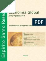 Economia Global Julho Agosto 2010