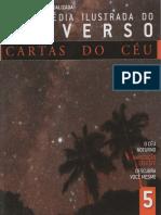 Enciclopédia Ilustrada Do Universo - Cartas Do Céu. Volume 5