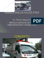 Ambulancia Moderna 0
