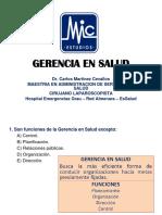 Ppt Gerencia en Salud Pr