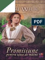 Lori Wick - Promisiune Pentru Ziua de Mâine