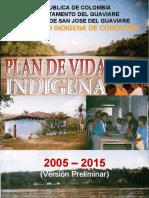 Plan de Vida Curripacos Del Guaviare