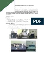 Informe Fundicion esferoidal