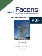 Apostila de Eletromagnetismo_teoria_parte I - Versão 2015