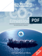 Shipping, World Trade and the Reduction of CO2 Emissions