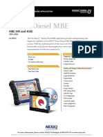IQ DetroitDiesel MBE Product Sheet