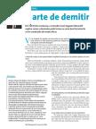 A Arte de Demitir j a Minarelli