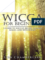 Chamberlain, Lisa - Wicca for Beginners