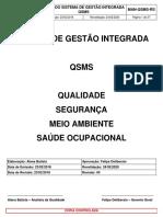 Man-qsms-rs - Manual Do Sistema de Gestão Integrada - Rev 00