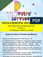 Apres_Aniversário Oscar Moura