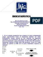 Ppt Bioestadistica Pr