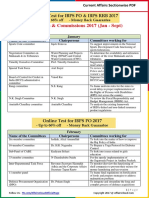 2017 Committee by Affairscloud