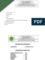 Daftar Hadir Praktikum Tekos