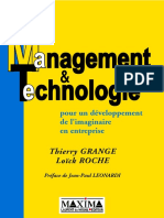 Management Et Technologies