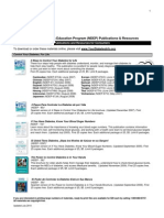 Diabetes Publications