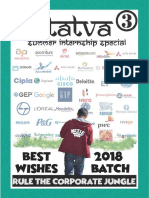 TATVA - Life & Musings - Summer Intership Special.pdf