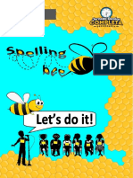Sepelling Bee Contest