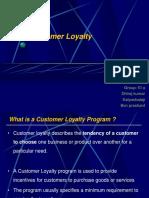 28212937 Customer Loyalty