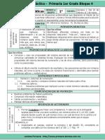 CZ-Plan 1er Grado - Bloque 4 Matematicas (2017-2018)