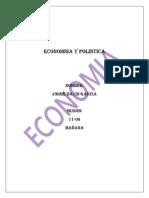 Economnia y Polintica