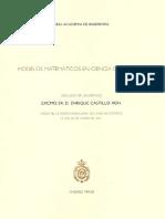 Enrique Castillo Ron_Modelos Matemáticos en Ciencia e Ingeniería. Lección Inaugural 2011.pdf