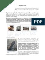 Investigacion Arquitectura