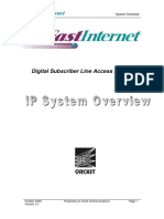 7- DSLAM IP System Overview