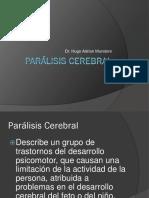 Sobre Paralisis Cerebral.