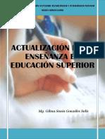 Actualización de La Enseñanza en Ed Superior