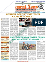 Employment News Epaper PDF 24 March - 30 March 2018 @ Letsstudytogether.co