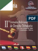 II Jornadas Bolivianas Memoria