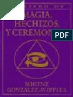 Libro Completo de Magia Hechizos Y Ceremonias