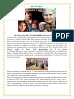 Documentos Minuto Civico Dia de La Mujer