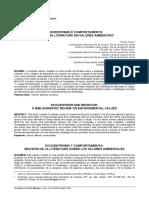 . ECOCENTRISMO E COMPORTAMENTO REVISÃO DA LITERATURA EM VALORES AMBIENTAIS.pdf