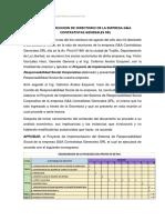 Fase a - Item 1 Acta de Aprobacion Del Proyecto de Responsabilidad Social