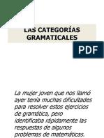 ICOE FCA Categorías Gramaticales 2017-1 (1)