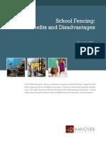 School Fencing- Benefits and Disadvantages.pdf