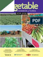 Florida Vegetable Production Handbook