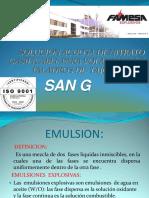 Presentacion de Matriz Gasificable 2015 CPCT 03