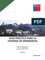 Guia Práctica Vivienda Emergencia