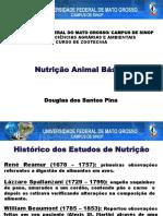 Nutrição Animal Básica