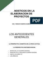 Diagnosticos en La Elaboracion de Proyectos